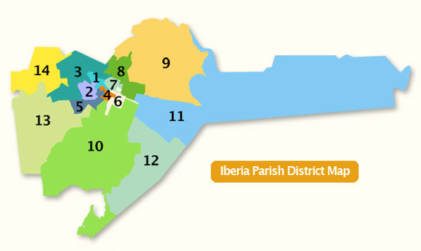 Iberia Parish Government Louisiana